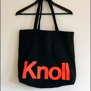Knoll Canvas Tote Bag